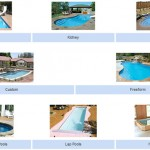 Fiberglass Inground Pools in Armada, Michigan